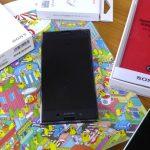 ★[スマホ]Xperia XZ Premium SO-04J(ソニー)