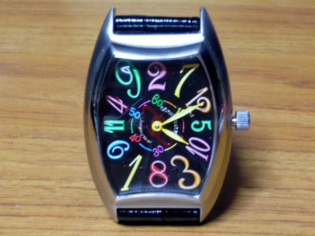 ★[腕時計]ジャンピングアワー 自動巻き腕時計(COGU)